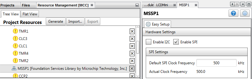 Detail Example - MPLAB Xpress